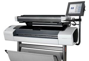 Large Format Printing & Scanning